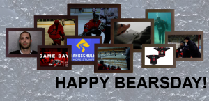 Happy Bearsday!